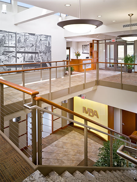MBA Office Interior Core